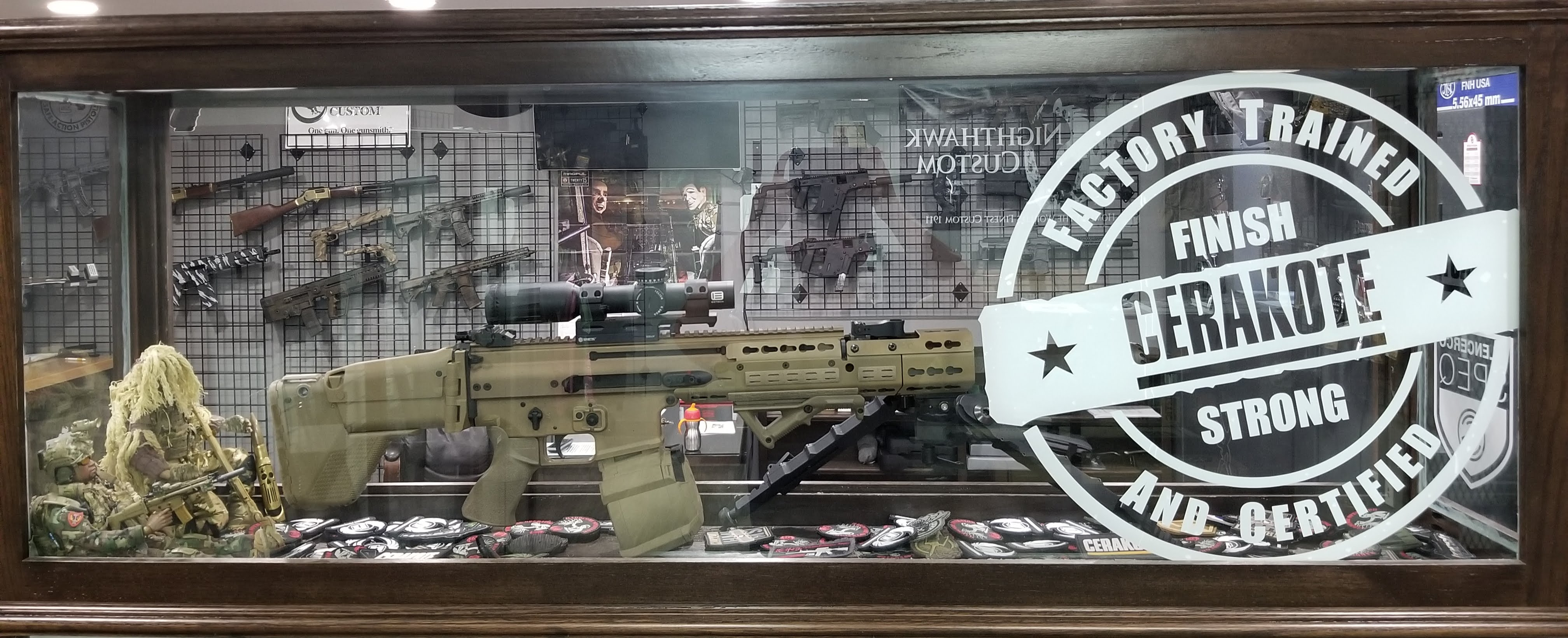 Harsh Storefront Is Here To Serve Ok Harsh Firearms